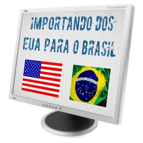 como importar dos eua para o brasil