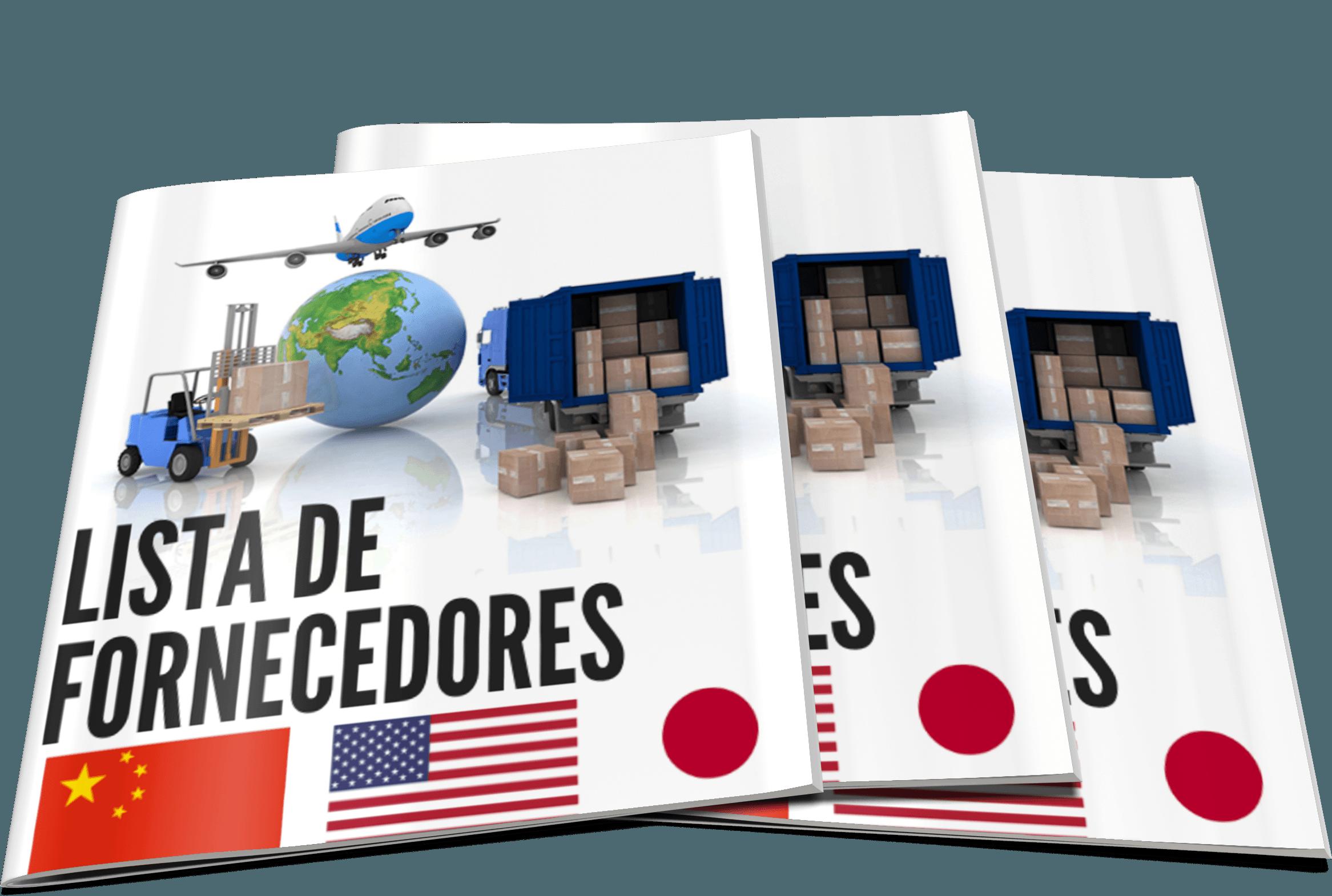 LISTA DE FORNECEDORES