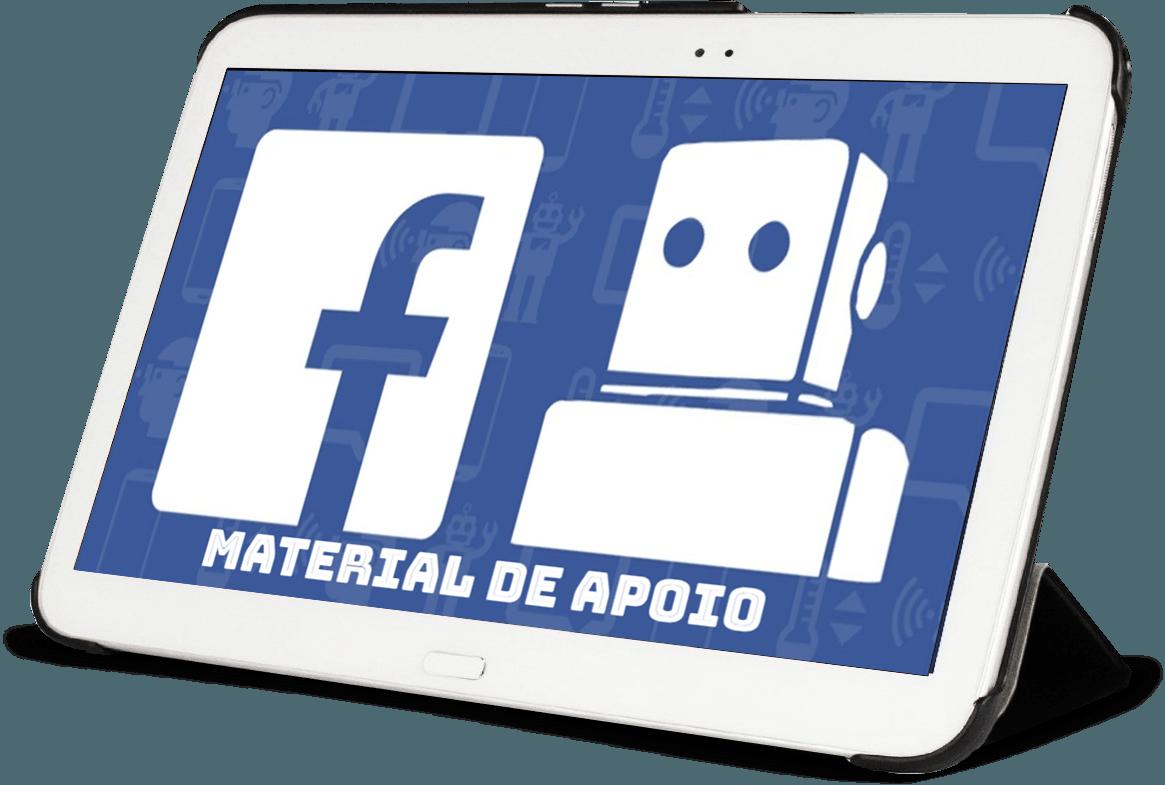 ROBO PARA FACEBOOK MATERIAL DE APOIO
